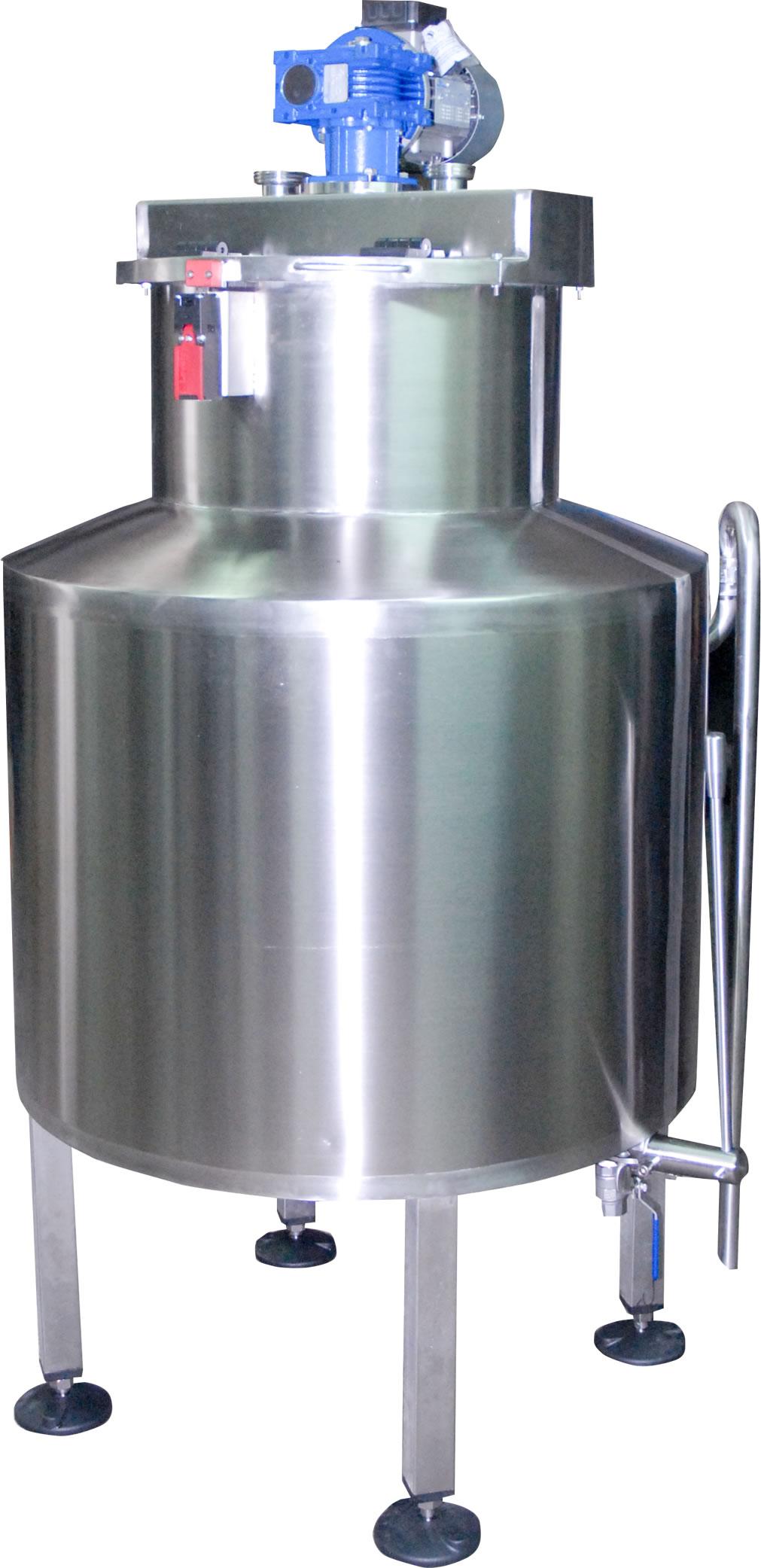 Bacinella di cottura con bruciatore a gas da 50 litri