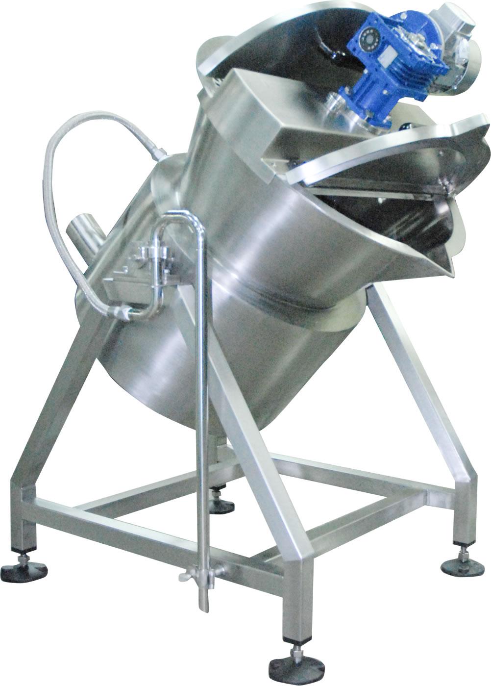 Bacinella ribaltabile a resistenza eletricca da 50 litri