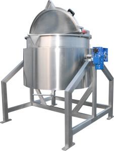 Bacinella ribaltabile da 500 litri