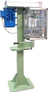 Confezionamento aggraffatrice semiautomatica
