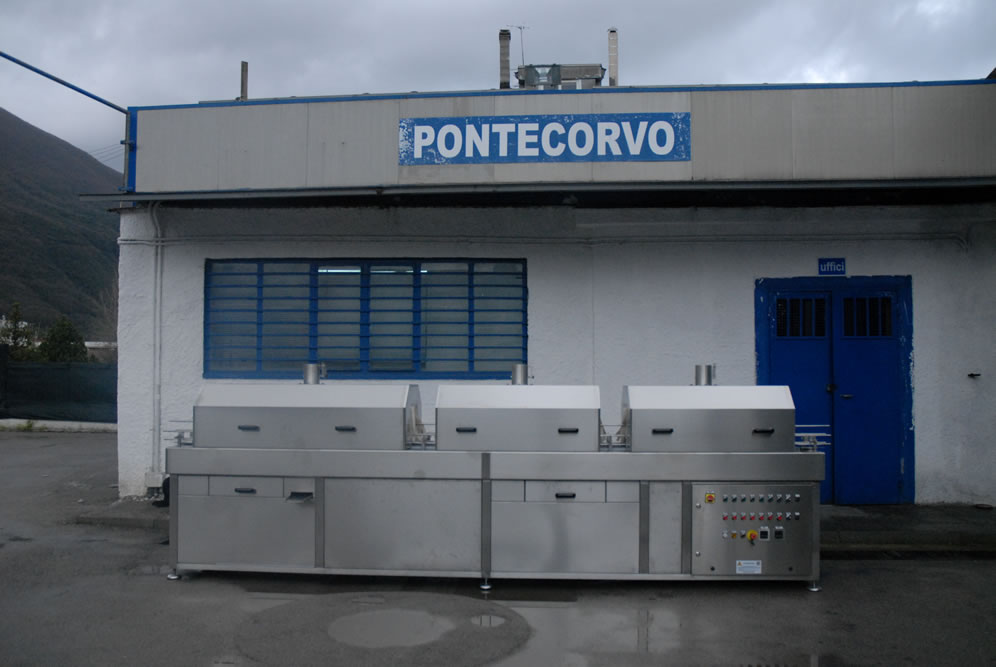Lavatrice Sgrondatrice - PontecorvoSRL.it